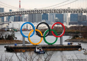 International Business Cooperation - Do The Olympics Help the Process?
